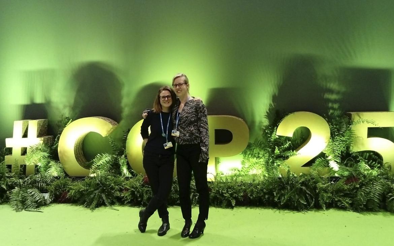 Studying L&D negotiation at COP25