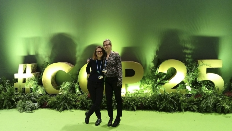 Studying L&D negotiation at COP25